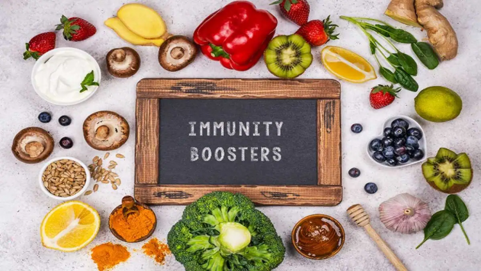Thực phẩm tăng cường miễn dịch mùa COVID-19