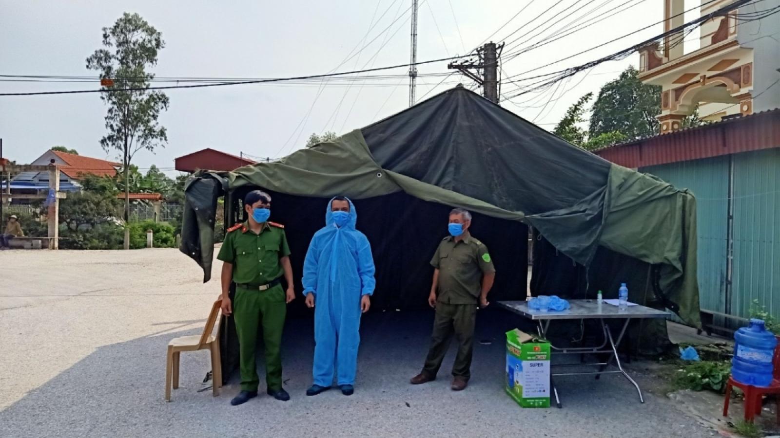 Sẽ khởi tố vụ án làm lây lan dịch Covid-19 tại Hà Nam