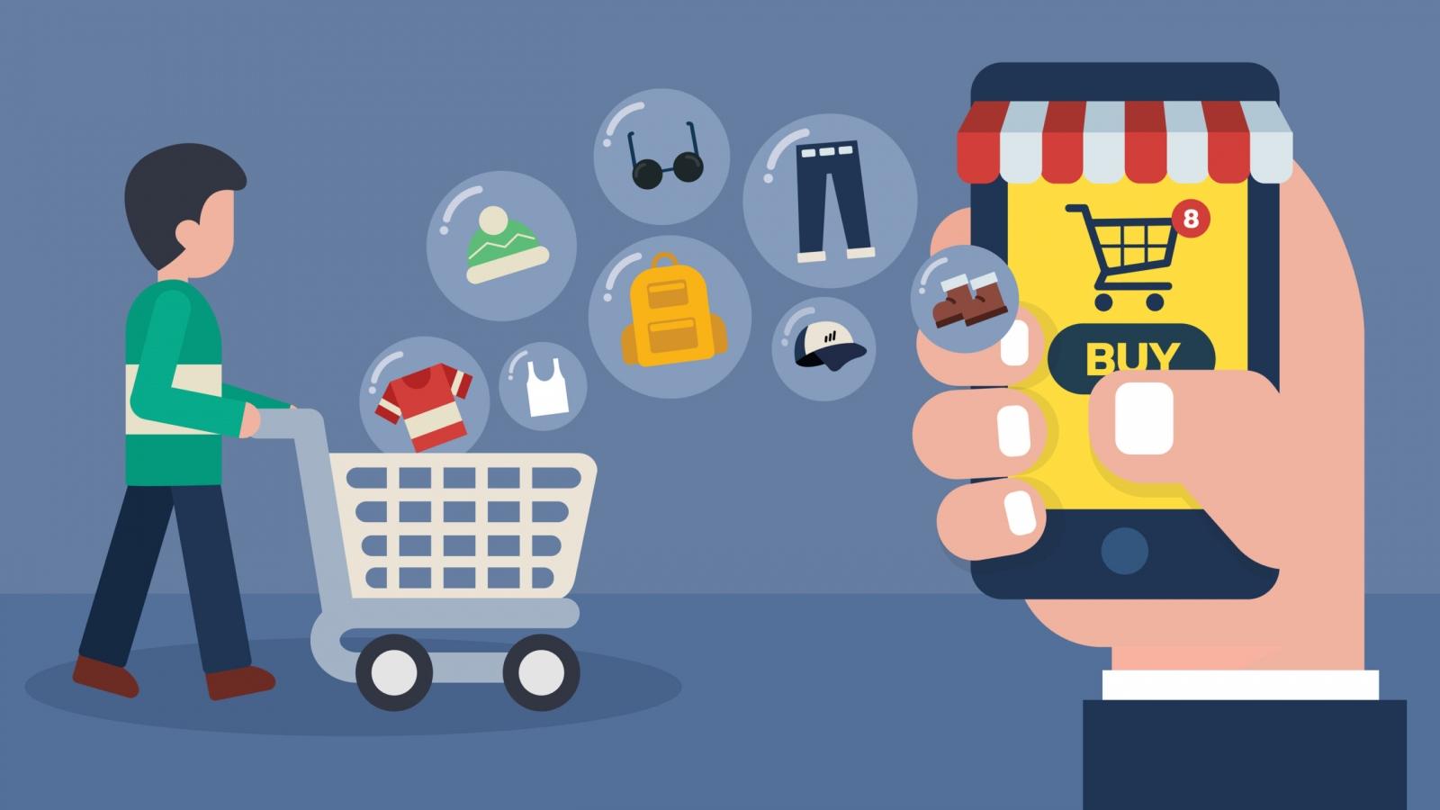 Cần giải quyết những bất cập nền tảngảnh hưởng tăng trưởng thương mại điện tử