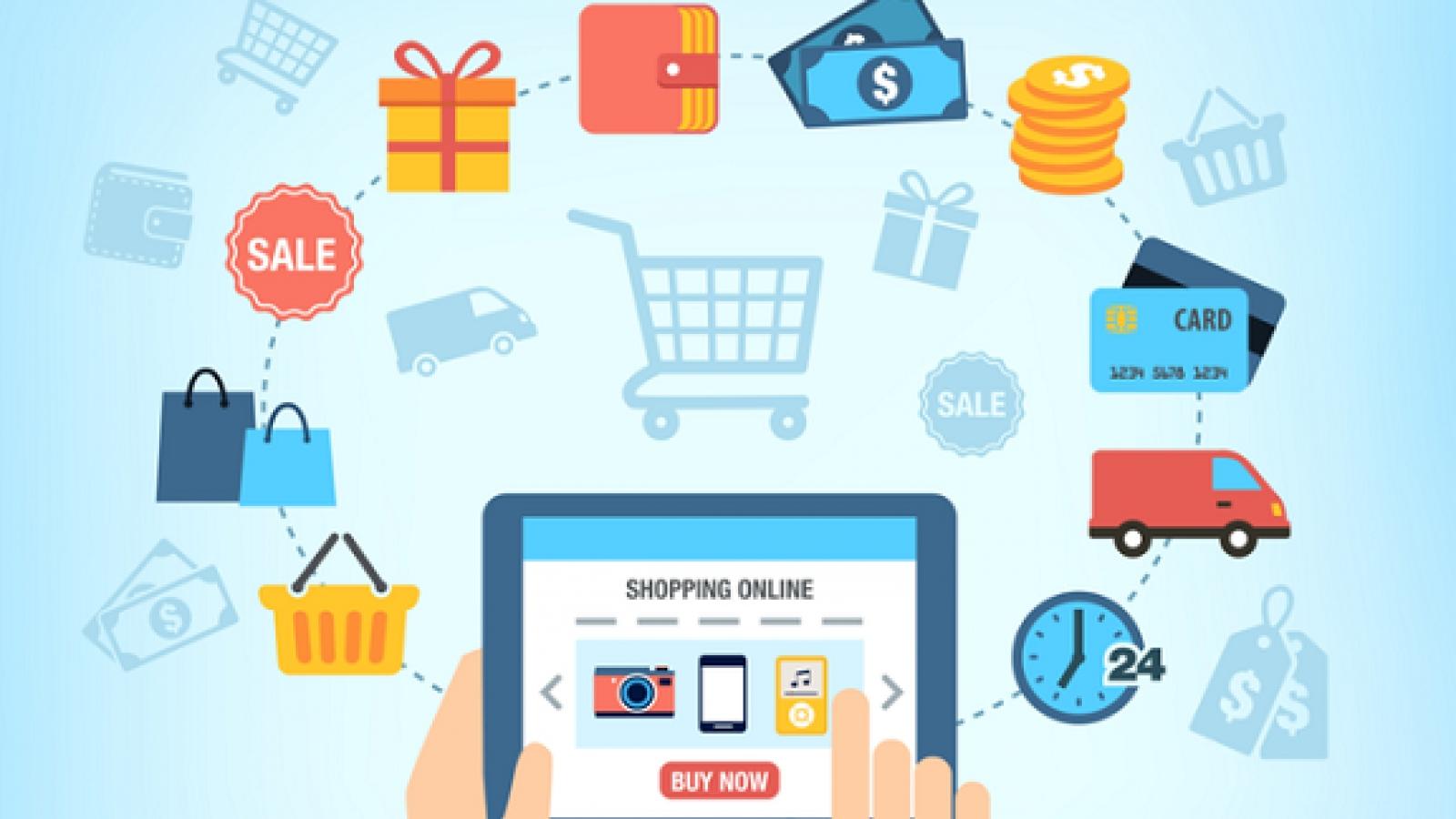 Tận dụng tối đa các FTA để tăng trưởng thông qua thương mại điện tử