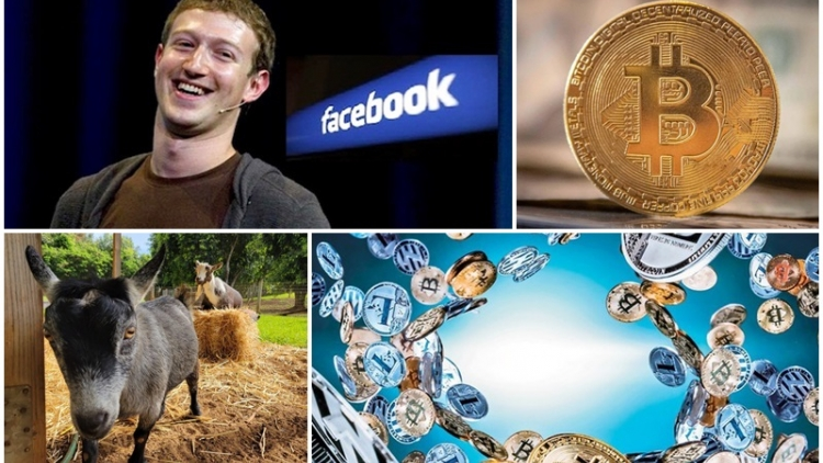Ông chủ Facebook lần đầu đề cập đến Bitcoin trên trang cá nhân