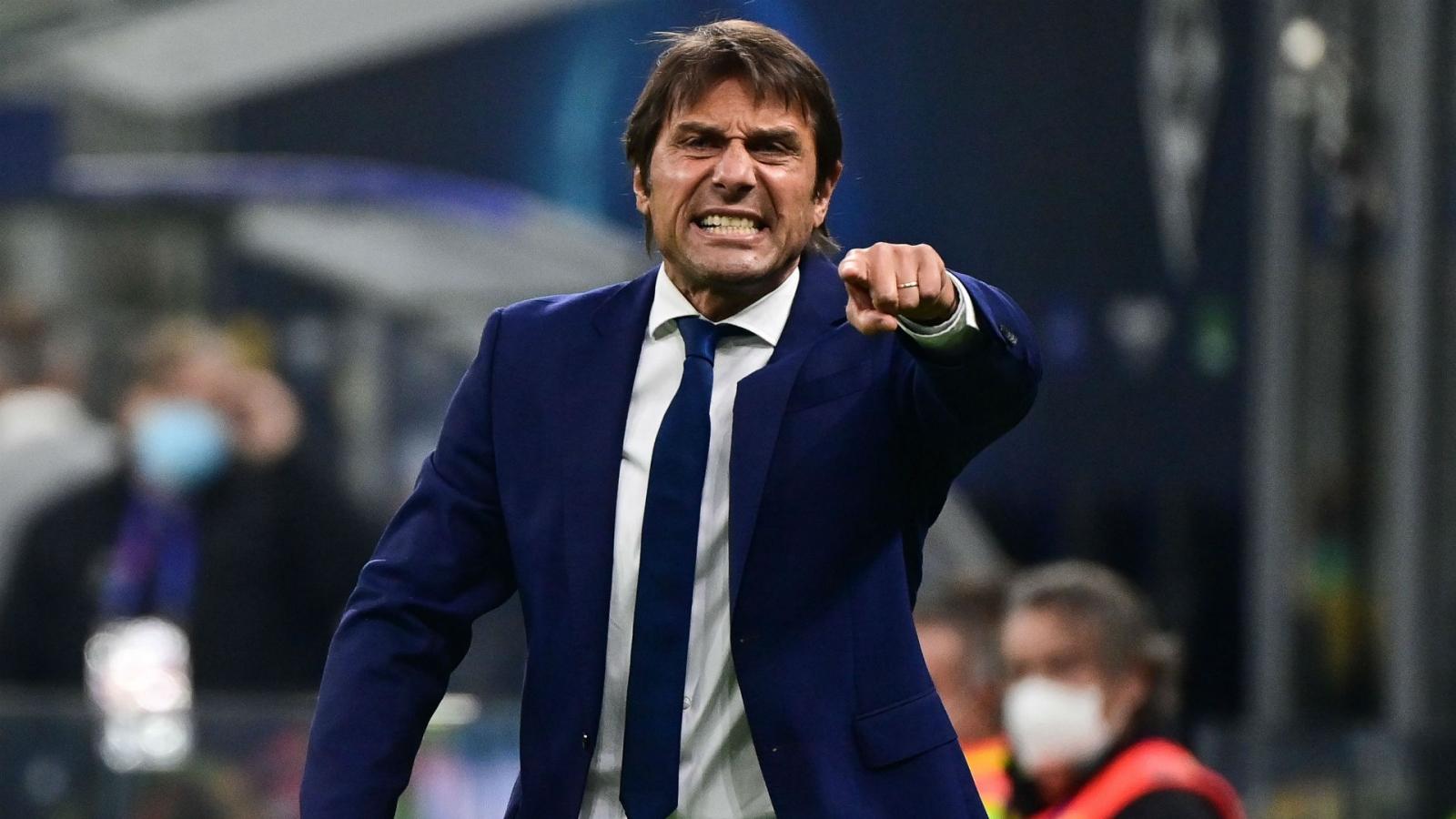 HLV Conte CHÍNH THỨC rời Inter Milan