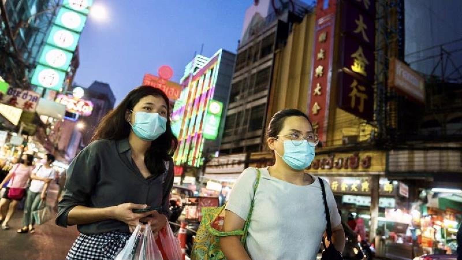 Kinh tế Thái Lan tiếp tục suy giảm trong quý I/2021