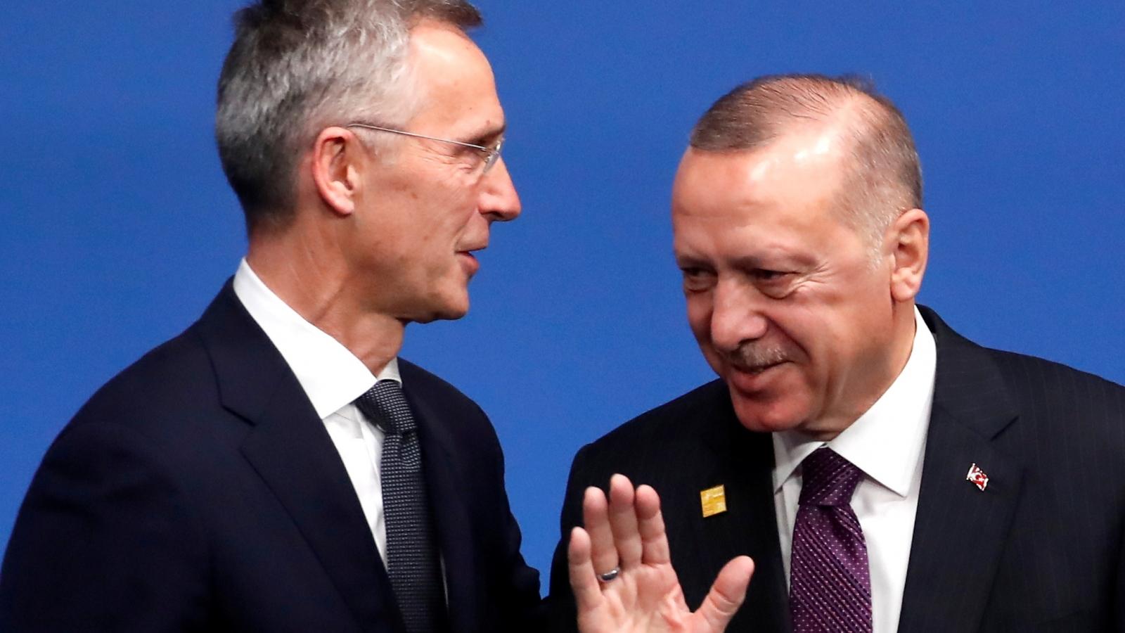 Lý do Thổ Nhĩ Kỳ ngăn đồng minh NATO cứng rắn với Belarus