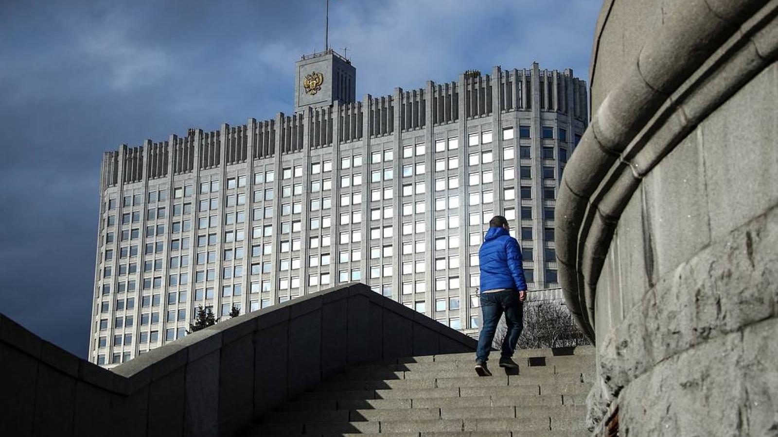 Chính phủ Nga phê duyệt danh sáchcác quốc gia không thân thiện