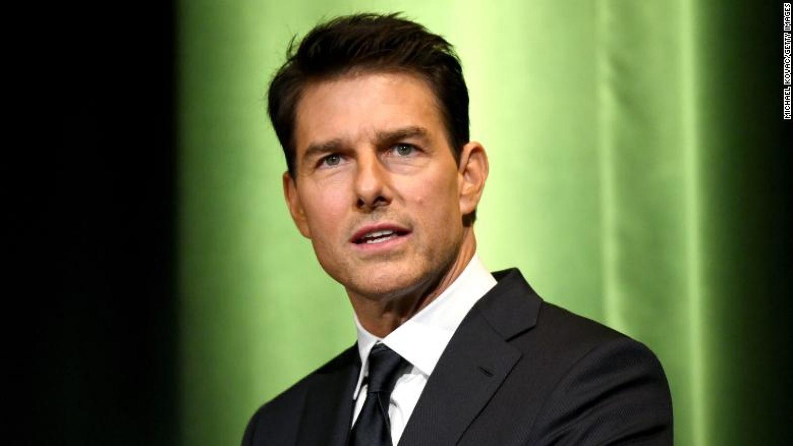 Tom Cruise tuyên bố trả lại Quả cầu vàng