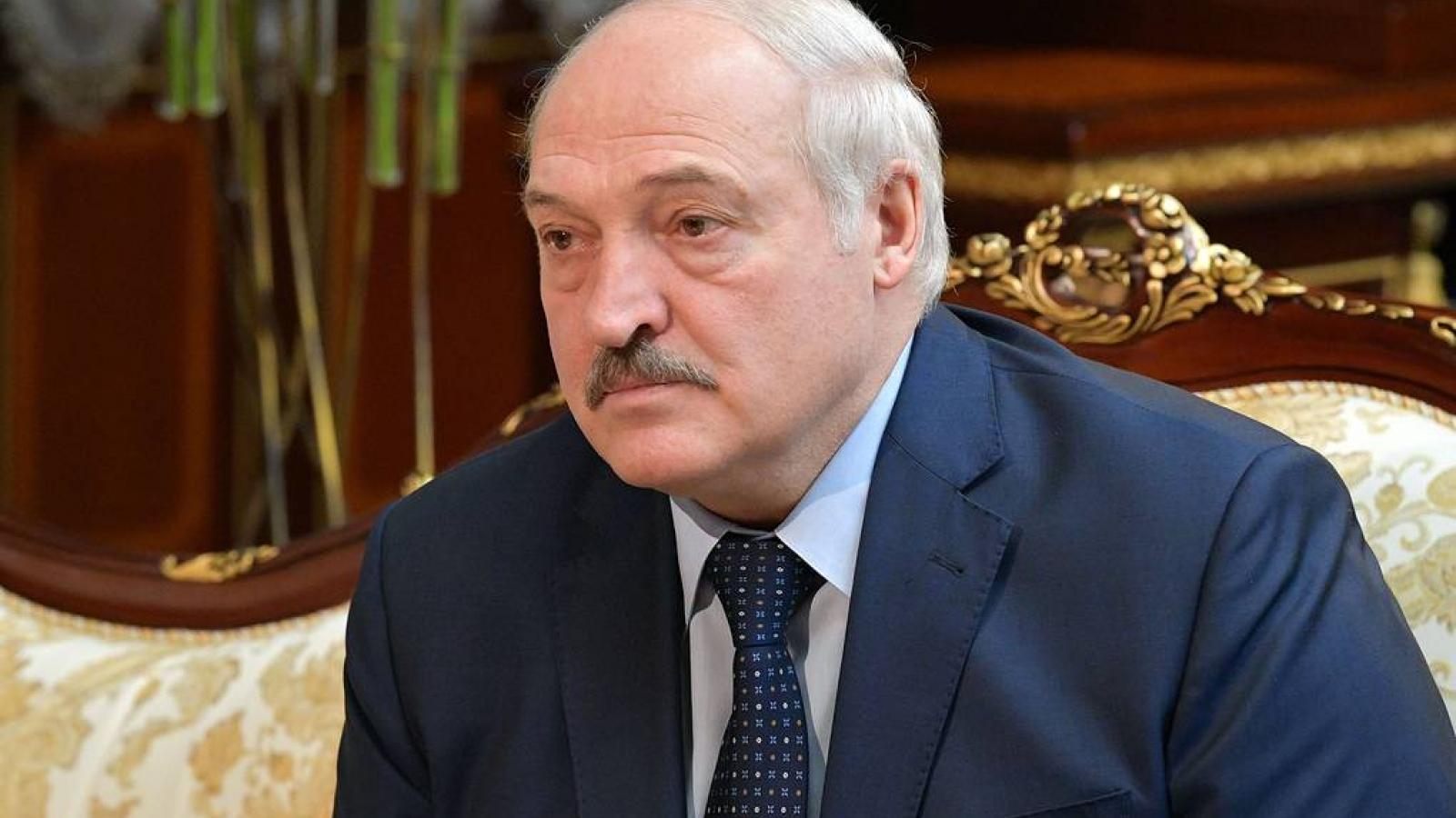 Tổng thống Belarus ký sắc lệnh về bảo vệ chủ quyền và cấu trúc hiến pháp