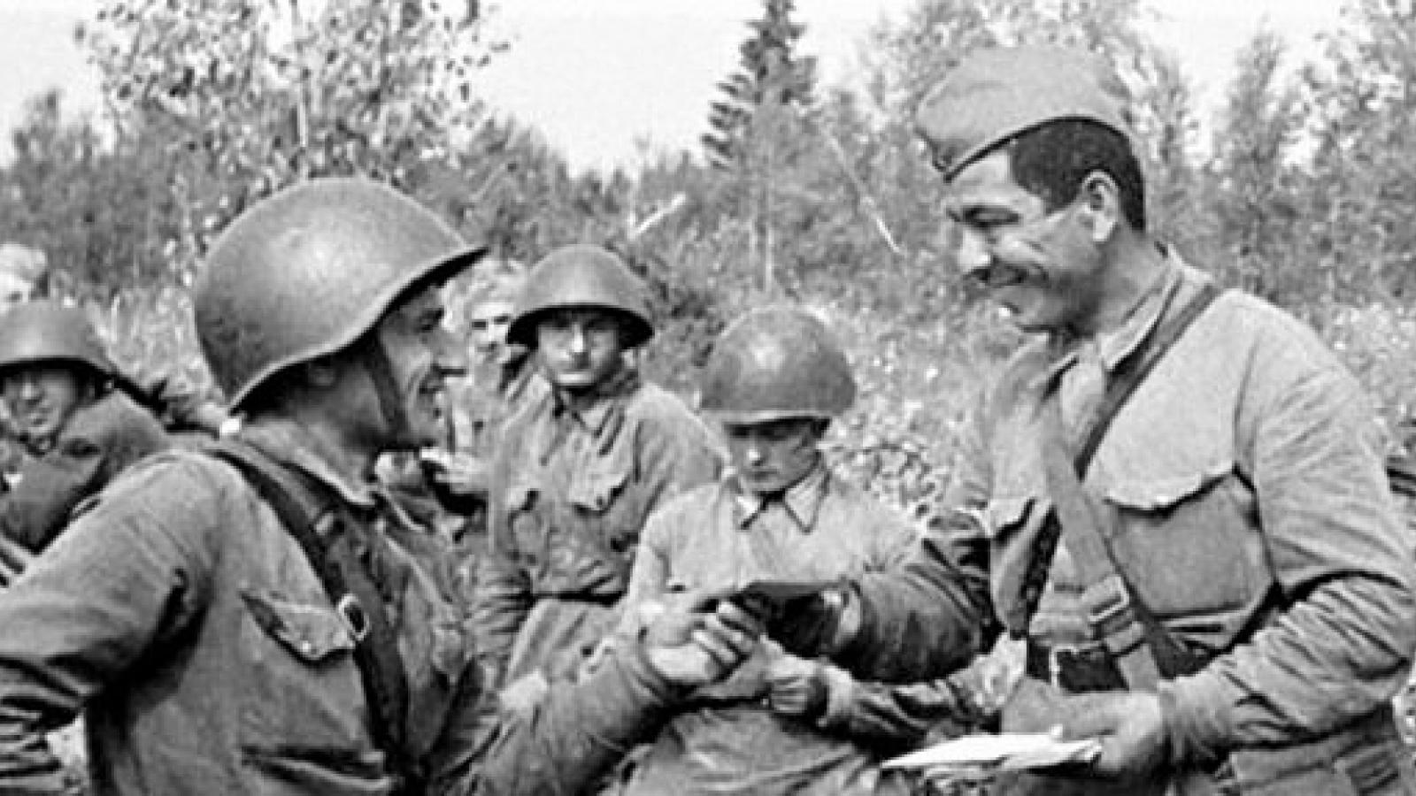 Những chiến công đáng kinh ngạc nhất của chiến sĩ Hồng quân trong chiến tranh