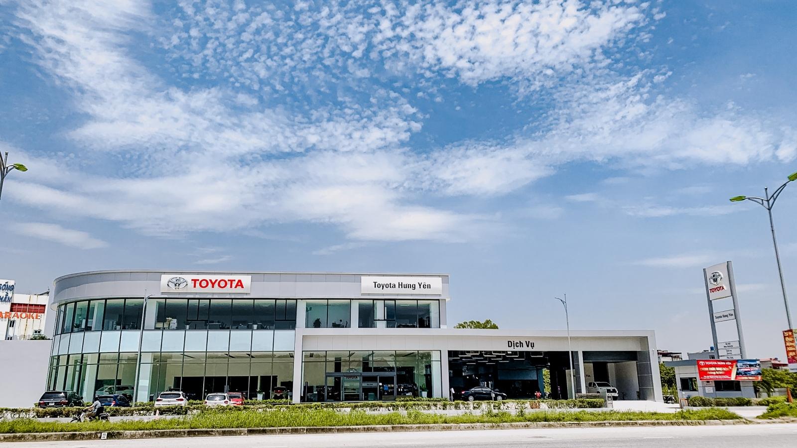 Toyota Việt Nam thêm đại lý ở Hưng Yên