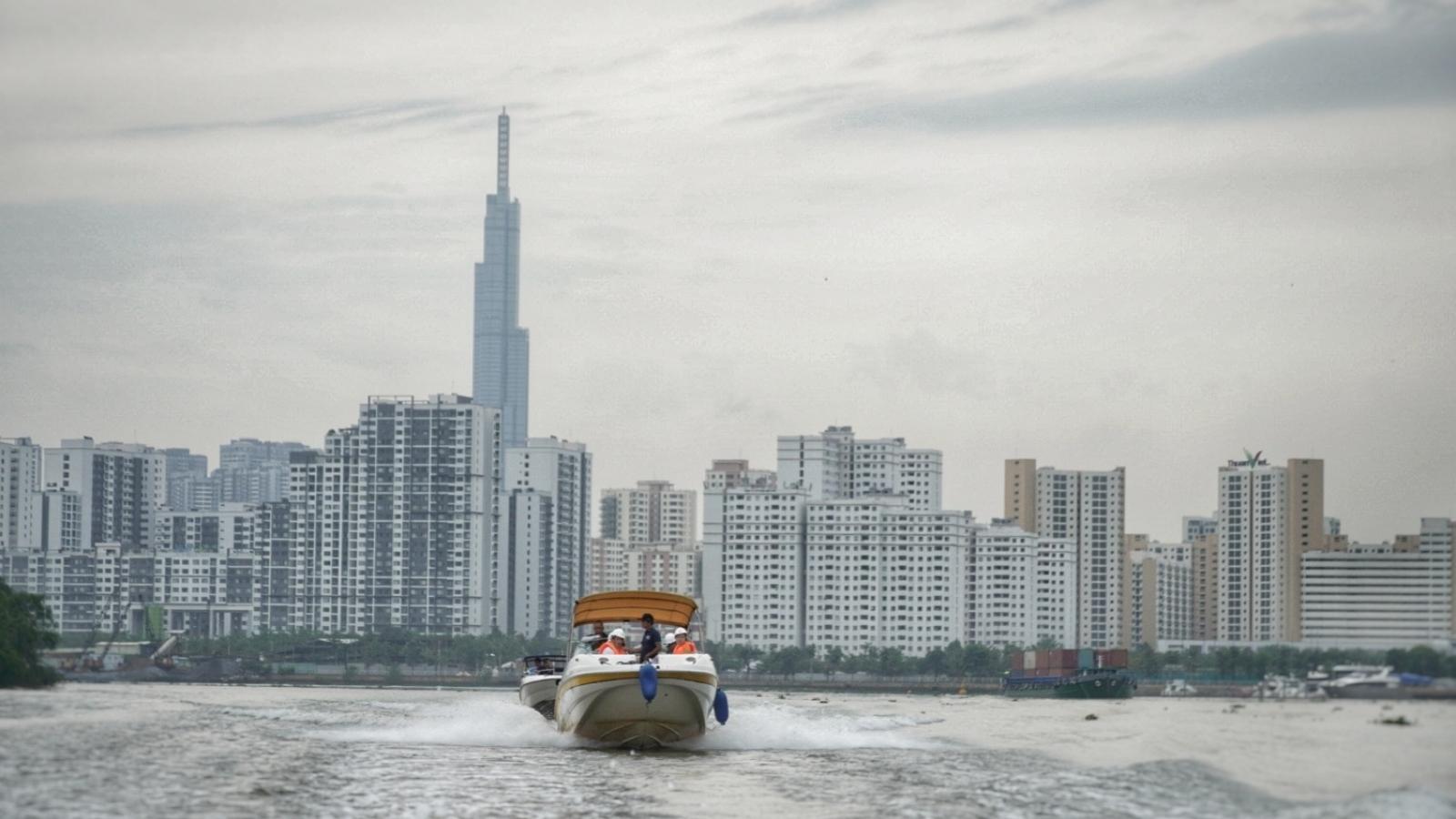 TP.HCM bảo vệ và phát huy giá trị sông Sài Gòn
