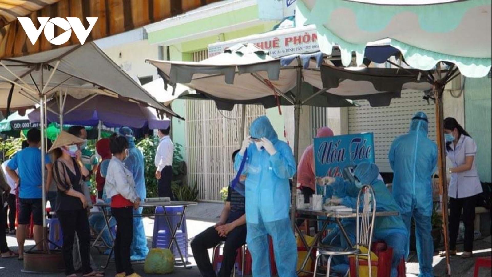 Ngày 30/5, Việt Nam có thêm 250 ca mắc COVID-19 trong nước