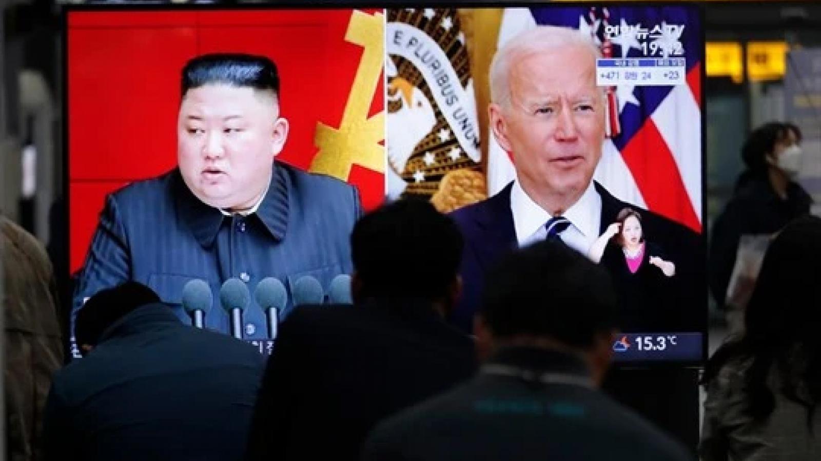 """Triều Tiên tố Mỹ """"hành động hai mặt đáng xấu hổ"""""""