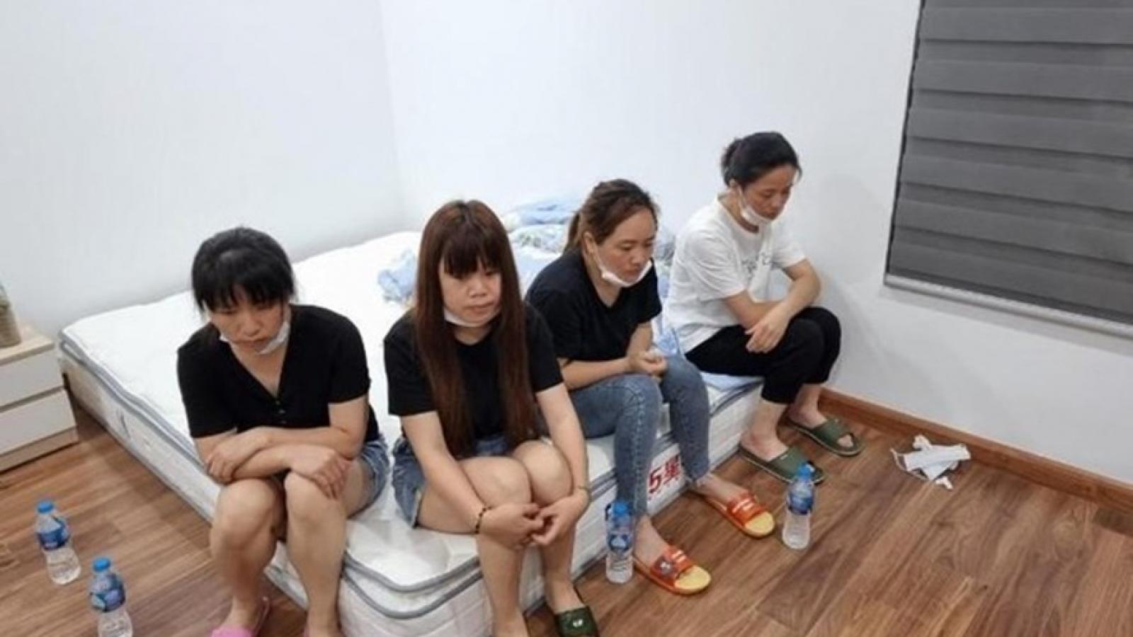 """Thủ đoạn """"ẩn mình"""" của nhóm người Trung Quốc nhập cảnh """"chui"""""""