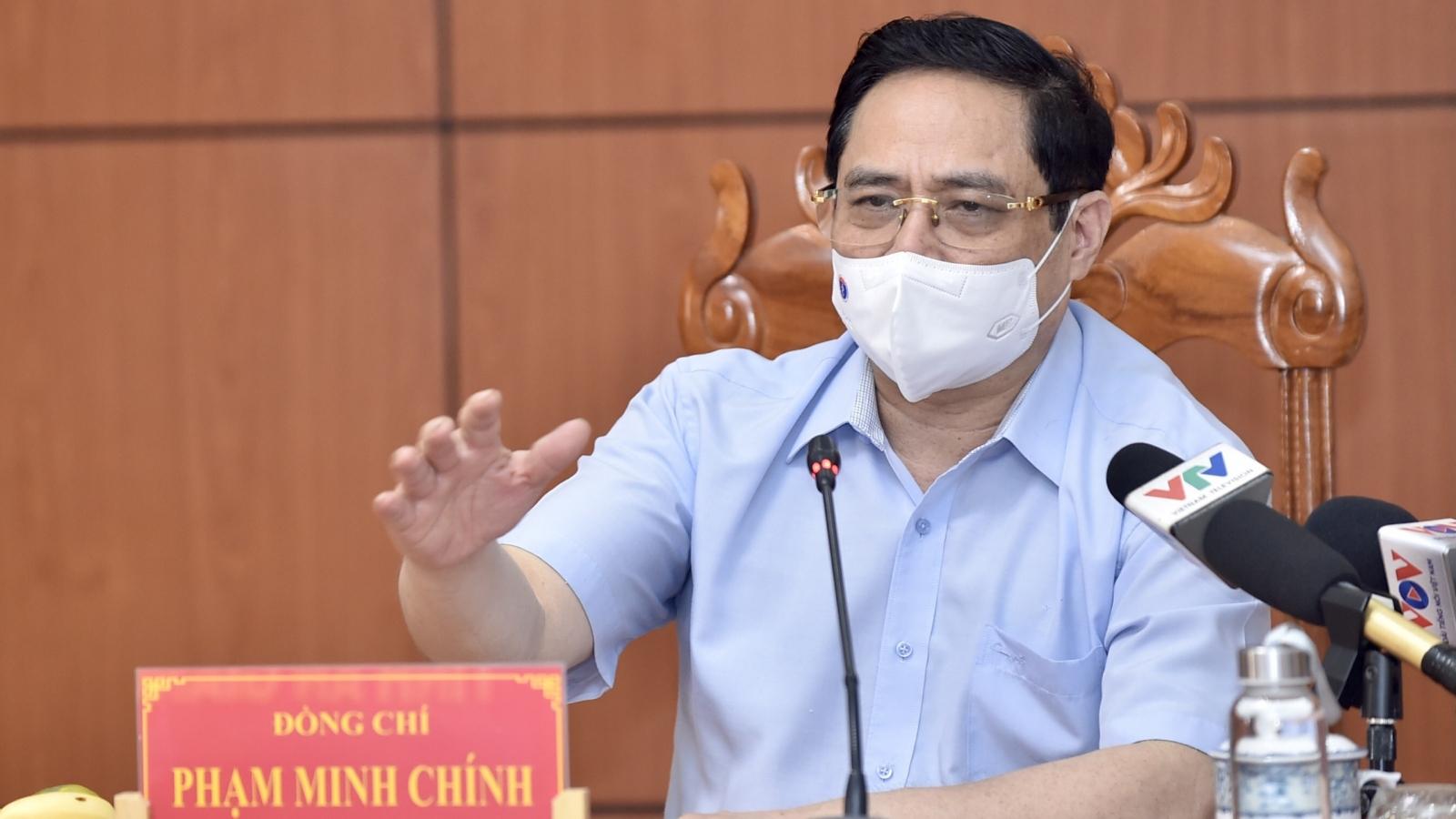 Thủ tướng yêu cầu các địa phương không lơ là, mất cảnh giác trước dịch bệnh