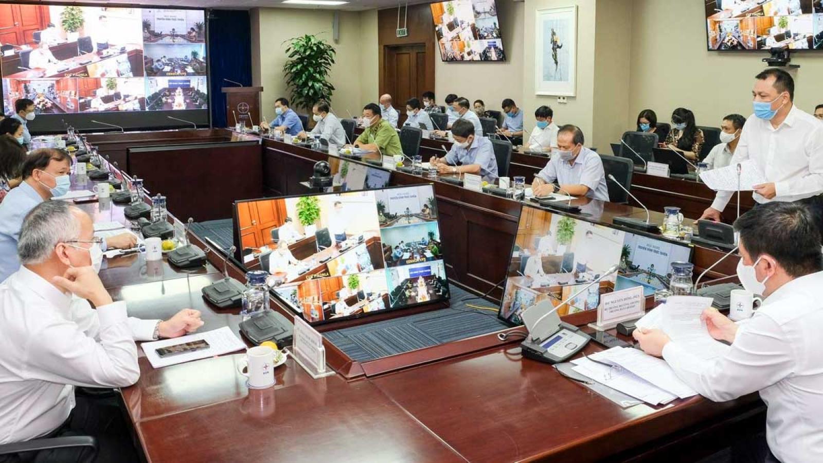 Đề cao công tác phòng chống dịch tại các cơ sở công nghiệp và thương mại
