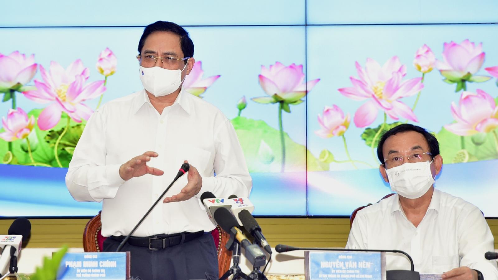 Thủ tướng: Phải có giải pháp đột phá để TPHCM là đầu tàu kinh tế của cả nước