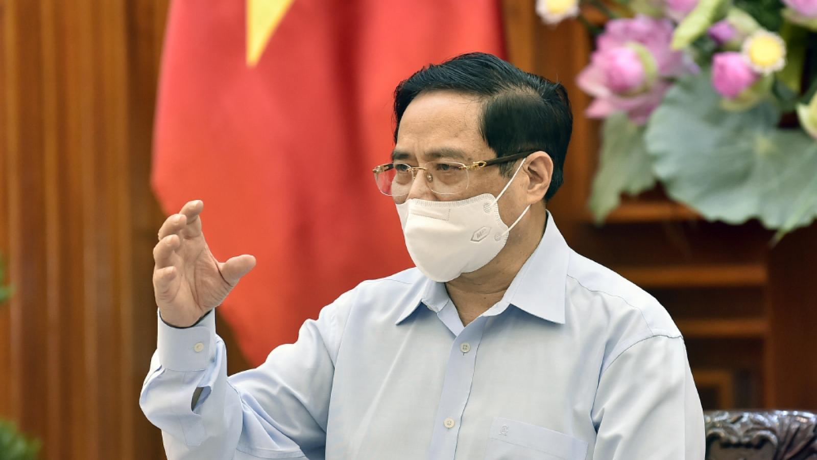 Thủ tướng khen CDC, Sở Y tế Đà Nẵng vì thành tích chống dịch Covid-19