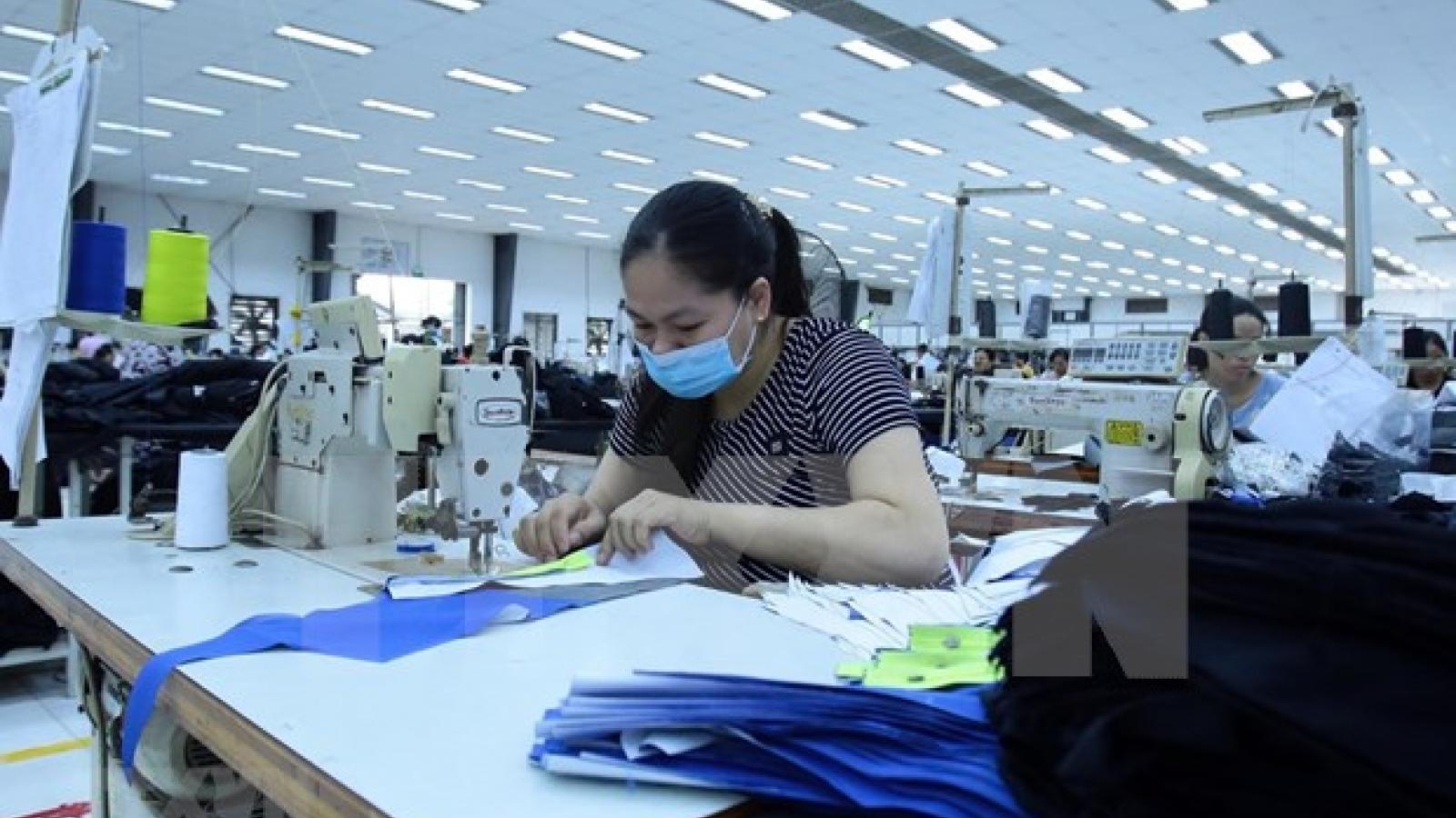 COVID-19 resurgence leaves textile-garment makers restless