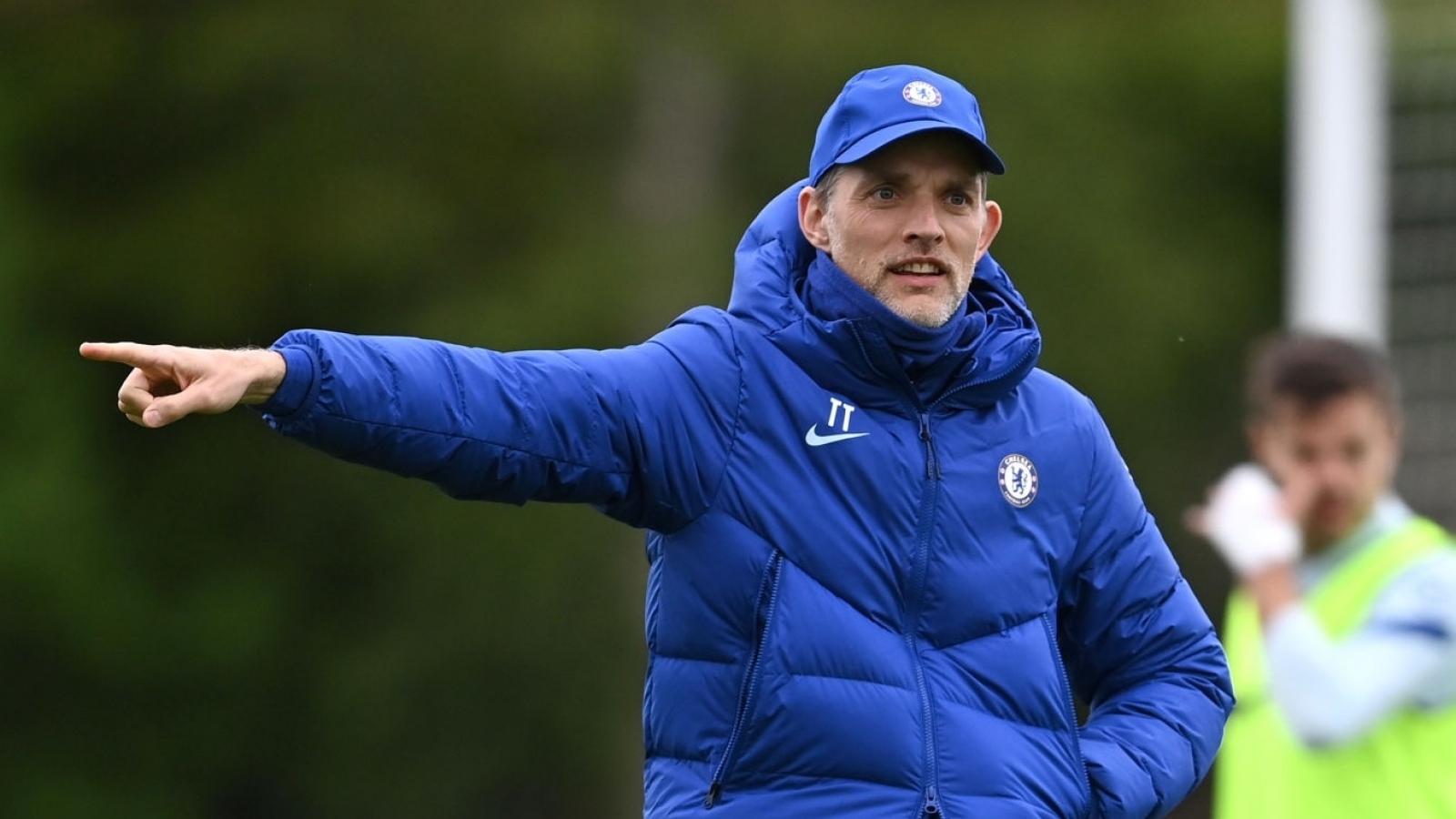 Chelsea chuẩn bị gia hạn hợp đồng với HLV Tuchel