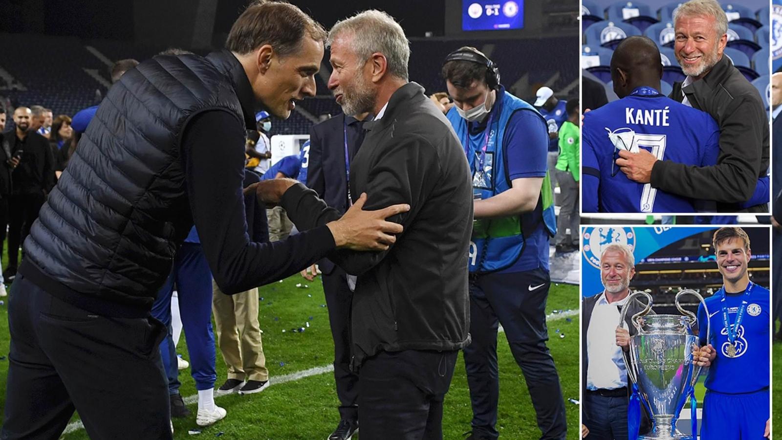 """HLV Thomas Tuchel: """"Tôi sắp được Chelsea ký hợp đồng mới"""""""
