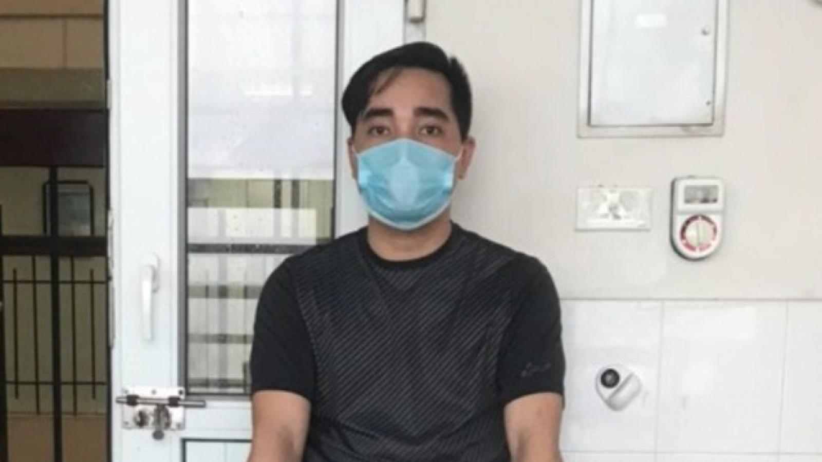 Nóng 24h: Thêm một vụ án bị khởi tố vì làm lây lan dịch Covid-19