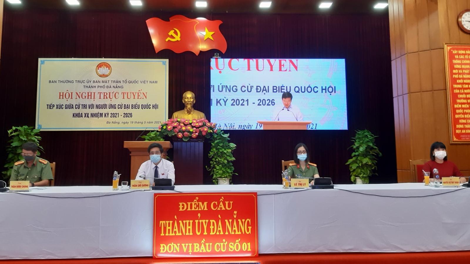 Ông Võ Văn Thưởng: Gỡ vướng mắc để Đà Nẵng phát triển
