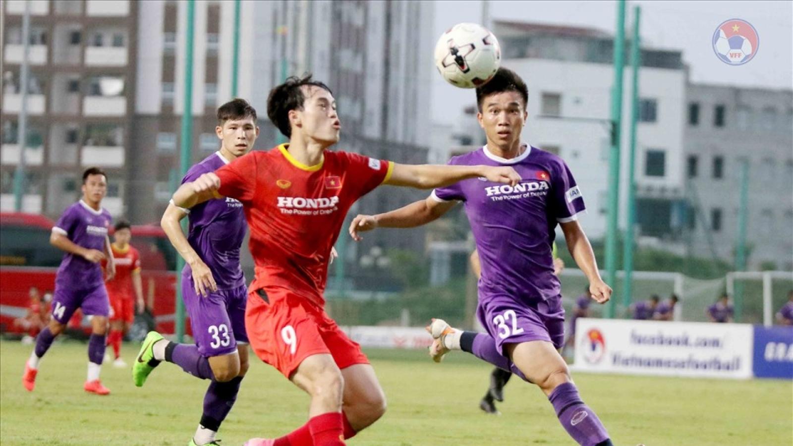 U22 Việt Nam làm gì khi ĐT Việt Nam lên đường dự vòng loại World Cup?