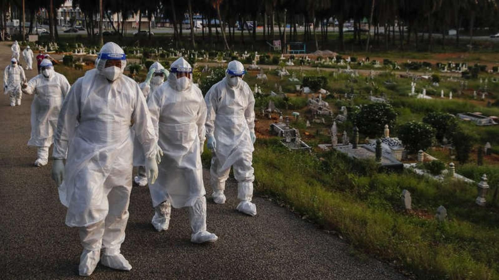 Virus nguy hiểm lọt ra ngoài - Ác mộng từ những phòng thí nghiệm sinh học
