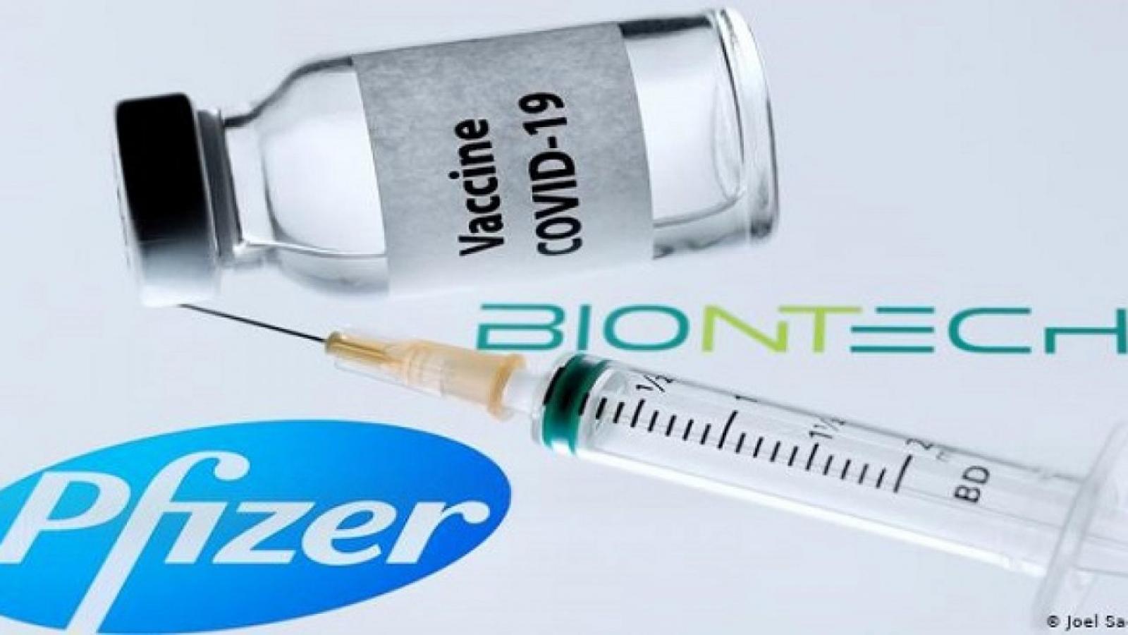 Pfizer sẽ phân bổ 2 tỷ liều vaccine Covid-19 cho các nước thu nhập trung bình và thấp