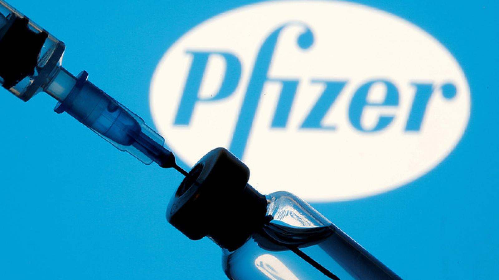 Pfizer có kế hoạch sản xuất 6 tỷ liều vaccine ngừa Covid-19 trong 18 tháng tới