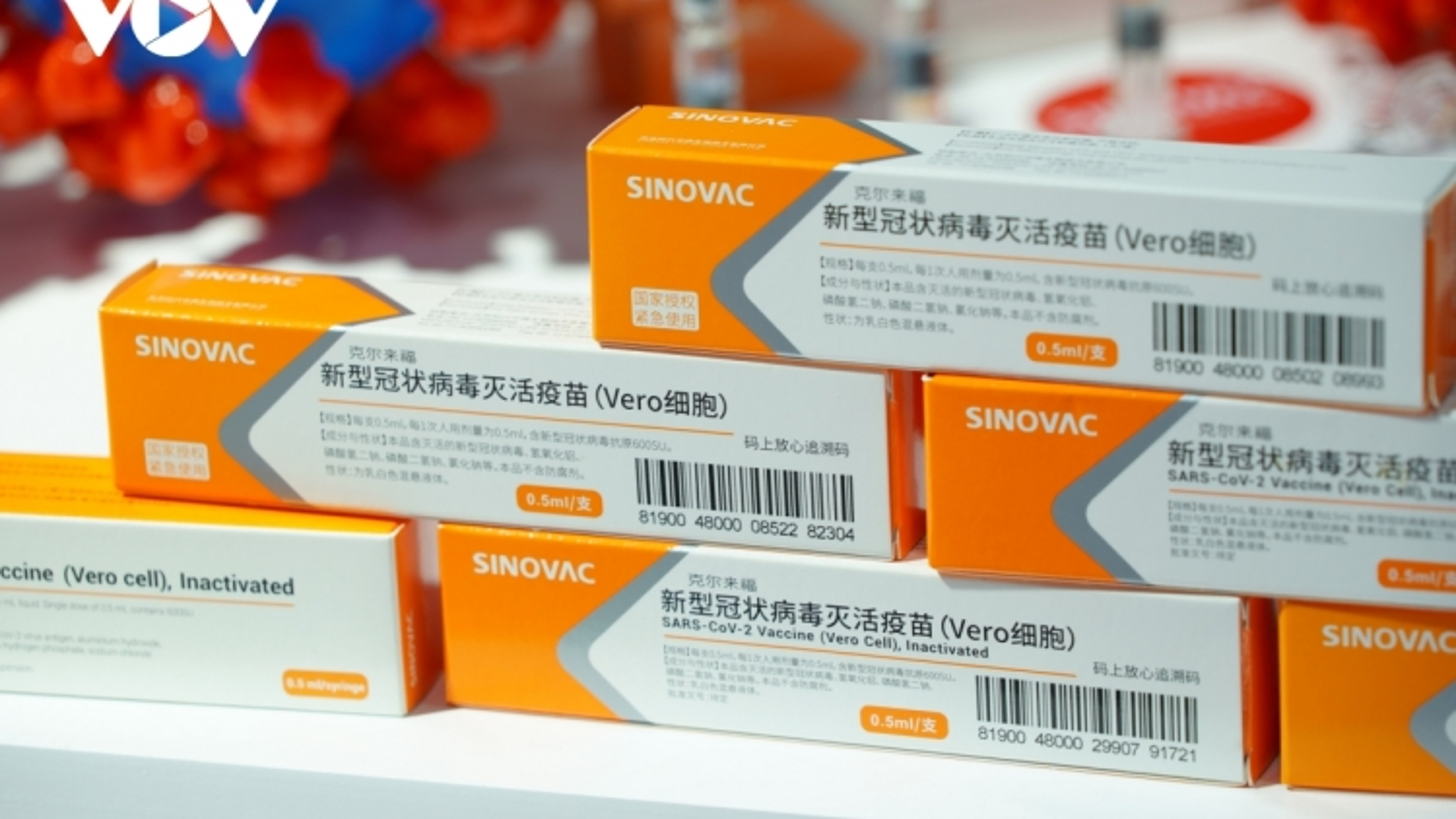 Trung Quốc có thể sản xuất vaccine Covid-19 chống biến thể trong khoảng 10 tuần