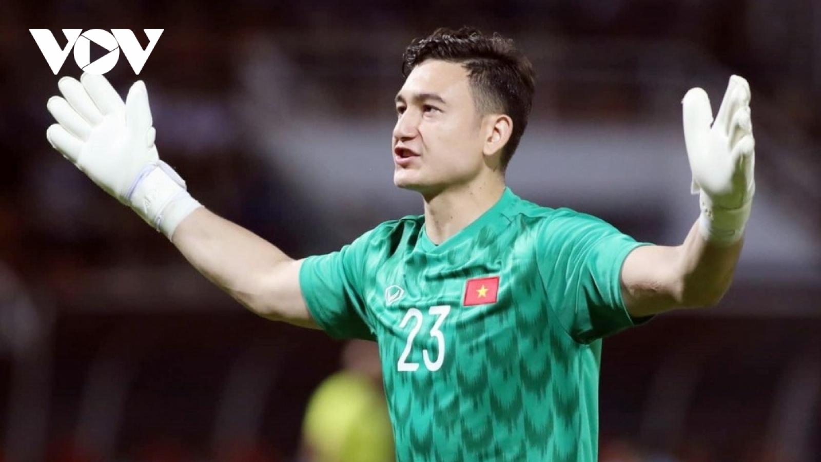 Chính thức: Thủ môn Văn Lâm không thi đấu vòng loại World Cup 2022 cùng ĐT Việt Nam