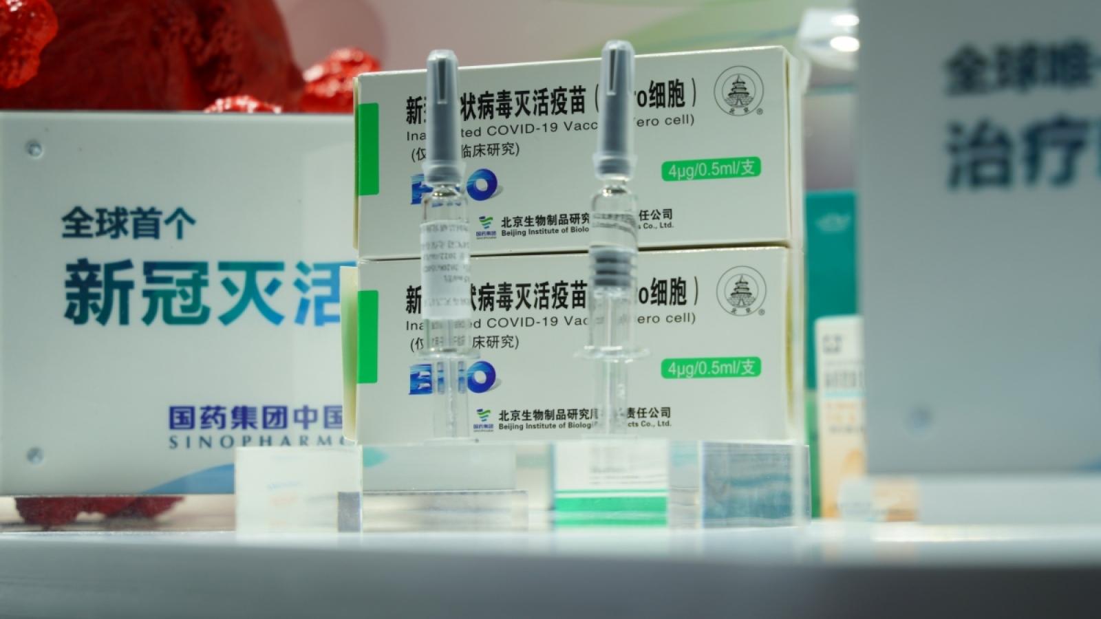 Trung Quốc sẽ cung cấp cho thế giới 2 tỷ liều vaccine ngừa Covid-19