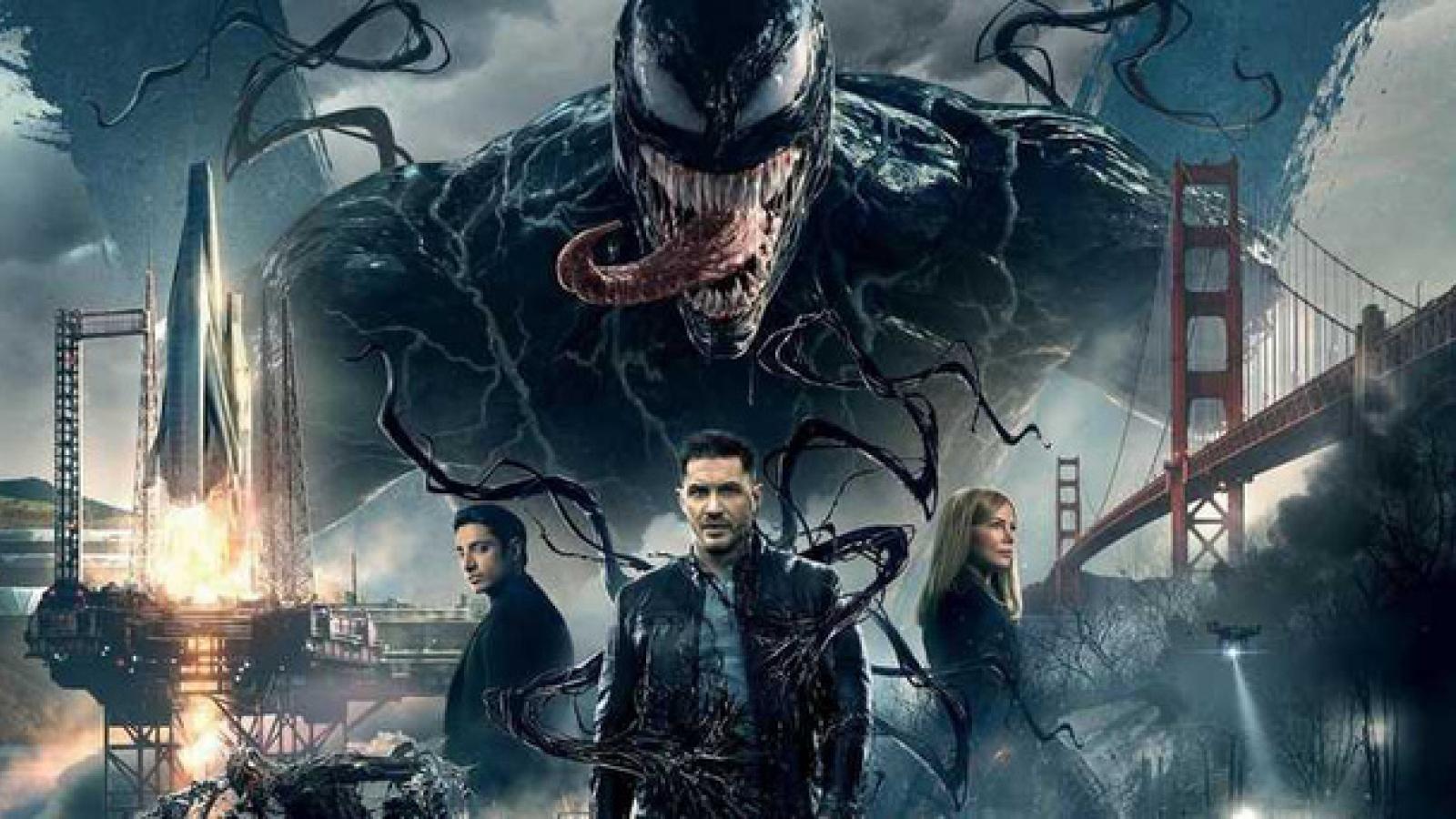 """""""Venom 2"""" tung trailer mãn nhãn, hứa hẹn trận chiến khốc liệt giữa Venom và Carnage"""