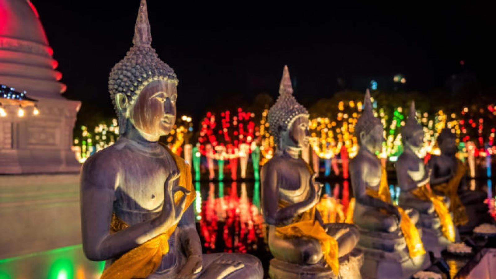 Lễ kỷ niệm Ngày Quốc tế Phật Đản VESAK tại New York, Mỹ