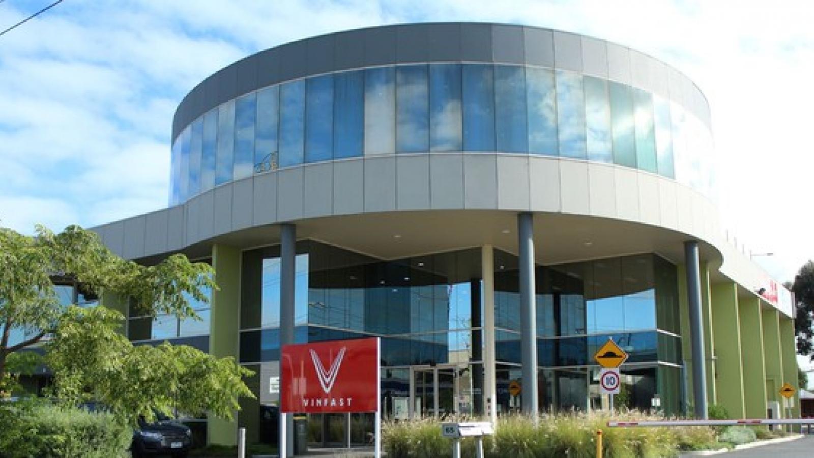 VinFast đóng cửa trung tâm nghiên cứu ô tô tại Úc