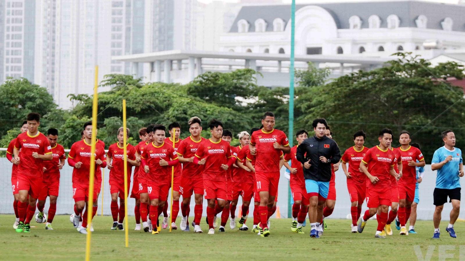 ĐT Việt Nam có ca chấn thương mới, HLV Park Hang Seo thêm đau đầu