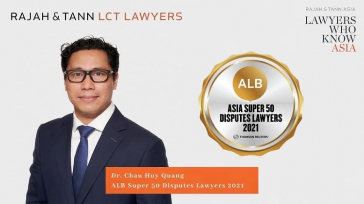 Vietnamese lawyer named among Asia Super 50
