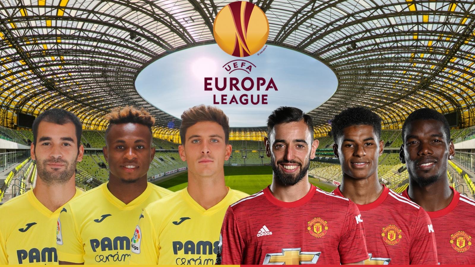 Chung kết Europa League: MU thủng lưới nhưng vẫn thắng Villarreal?