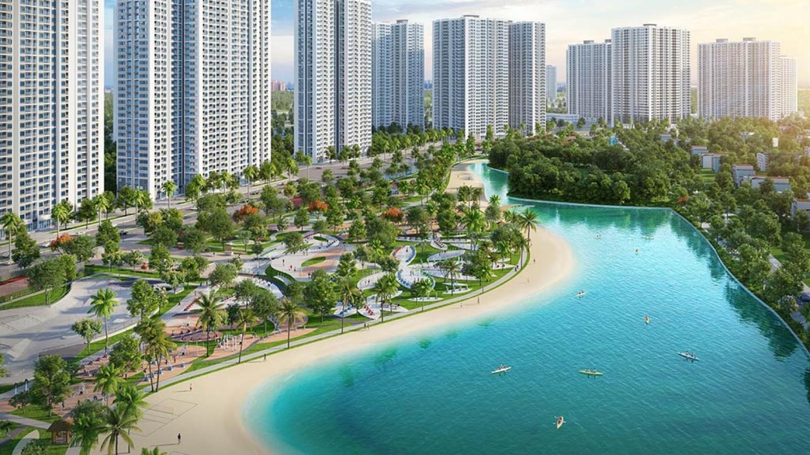 Bất động sản phía Tây thiết lập mặt bằng giá mới, căn hộ cho thuê hút khách đầu tư