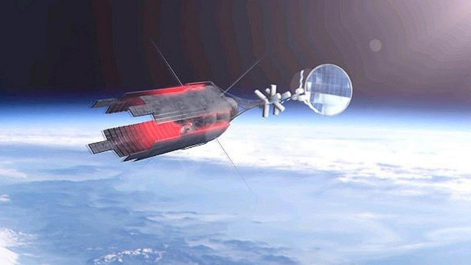 Nga sẽ đưa tàu vũ trụ hạt nhân vào không gian để thực hiện sứ mệnh liên hành tinh