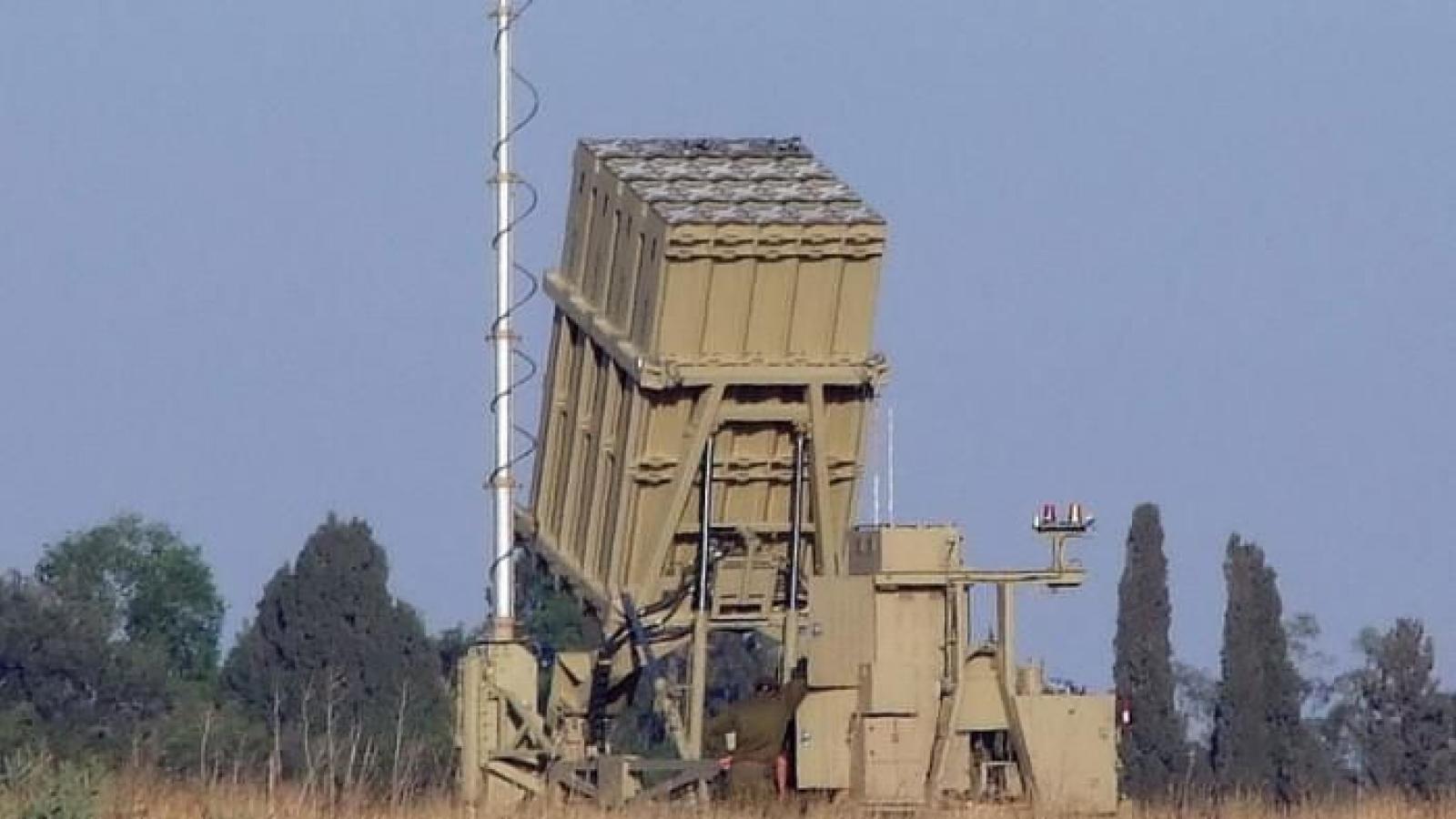 Tên lửa từ Gaza có thể xuyên thủng rào chắn của hệ thống Vòm Sắt?
