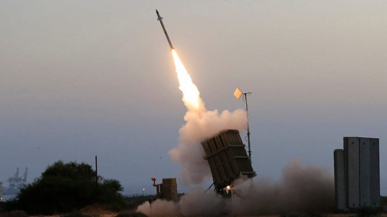 Hệ thống Vòm Sắt của Israel bắn nhầm UAV đồng đội
