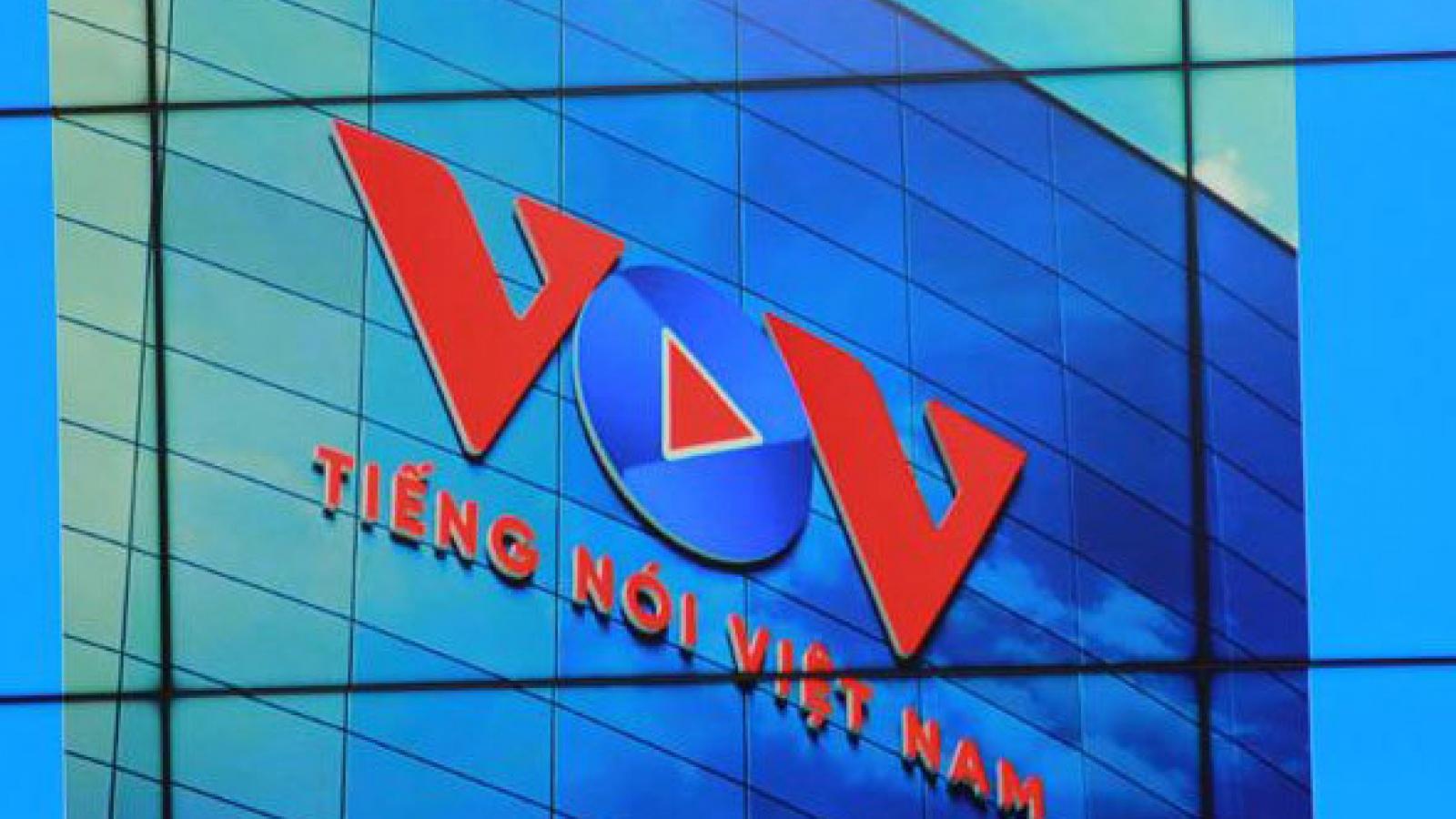 Kiên quyết xử lý các hành vi vi phạm bản quyền nội dung của VOV