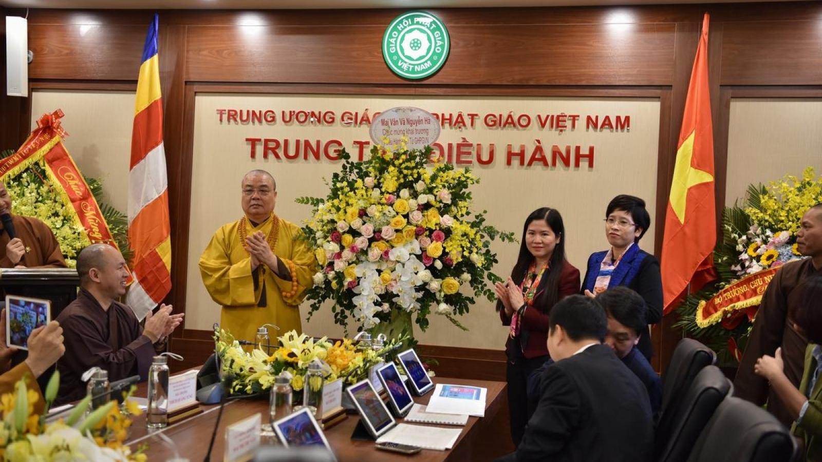 Giáo hội Phật giáo yêu cầu tạm dừng mọi hoạt động, sinh hoạt tôn giáo tập trung đông người