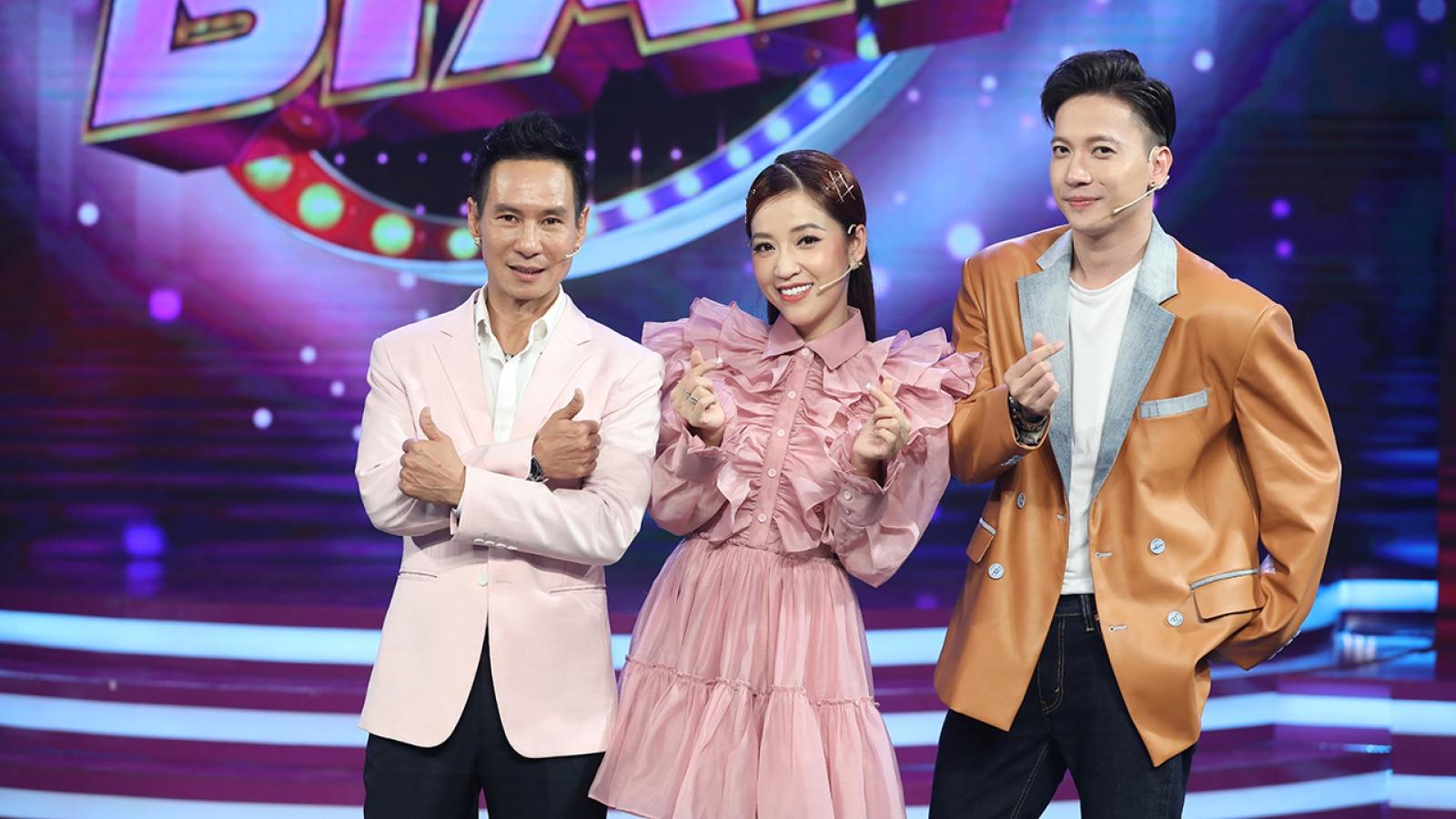 """S.T Sơn Thạch """"muối mặt"""" vì bị tiết lộ """"chuyện xấu"""" trên sóng truyền hình"""
