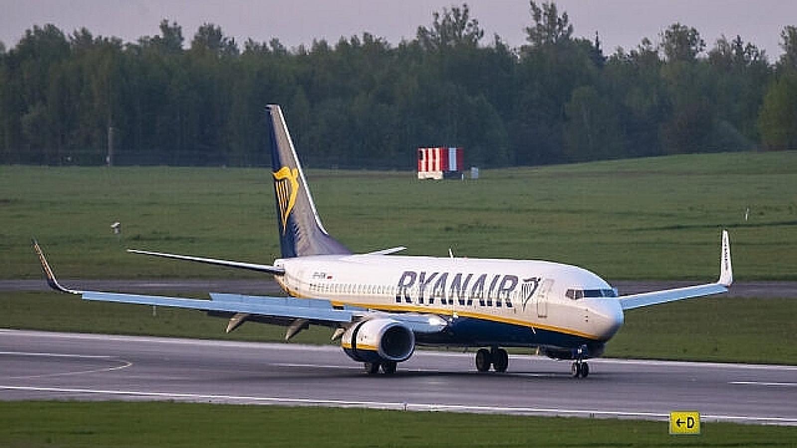ICAO mở cuộc điều tra vụ Belarus ép hạ cánh máy bay chở khách của hãng Ryanair
