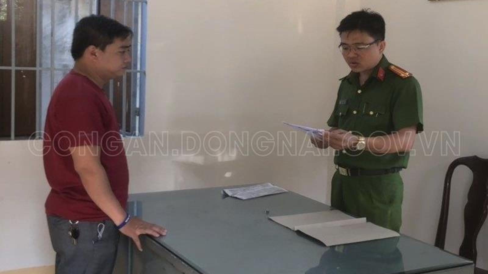 Khởi tố, bắt tạm giam thêm 3 lãnh đạo Công ty cổ phần Bất động sản Đồng Nai