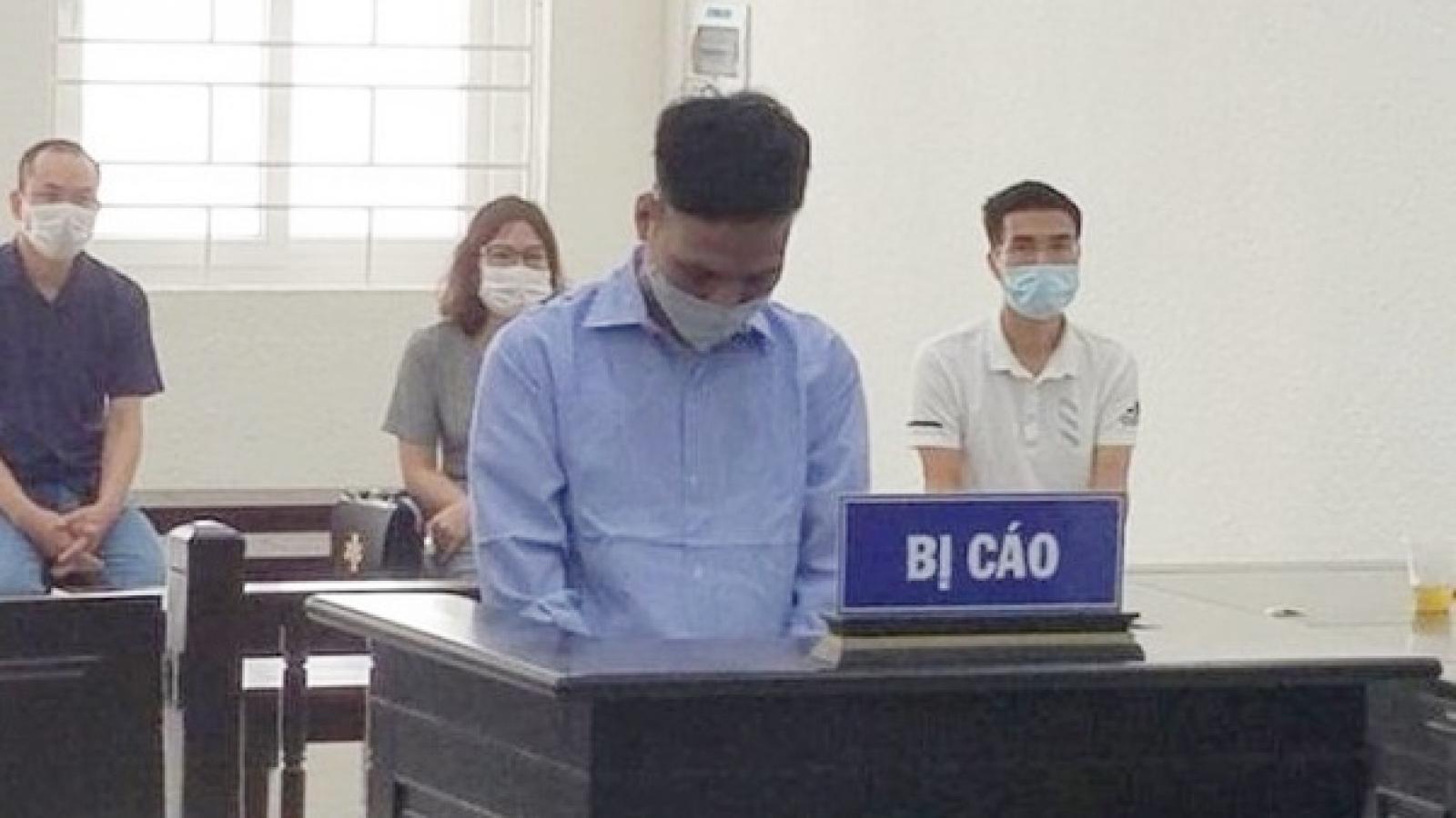 15 năm tù cho kẻ bắn súng hơi vào người đi đường ở Hà Nội