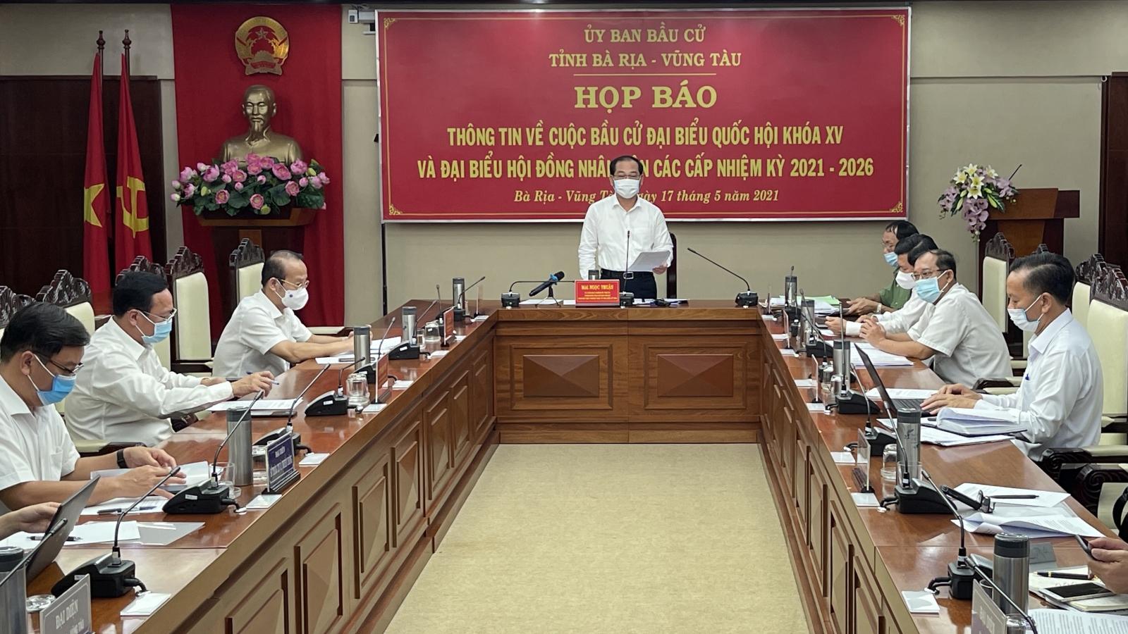 3 ứng viên đại biểu HĐND ở Bà Rịa – Vũng Tàu bị xoá tên khỏi danh sách